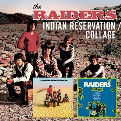Raiders Indian Reservation Collage
