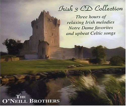 O'neill Brothers Irish 3 CD Set