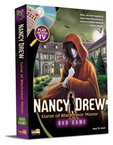 Nancy Drew Curse Of Blackmoor Nancy Drew Curse Of Blackmoor Nr