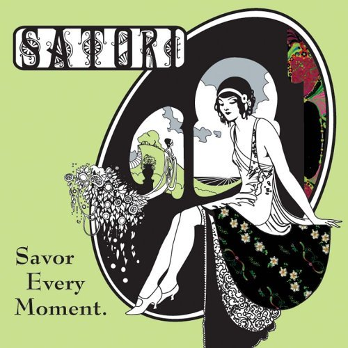 Satori Savor Every Moment Digipak