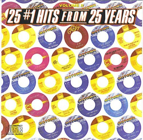 25 #1 Hits From 25 Years Vol. 2