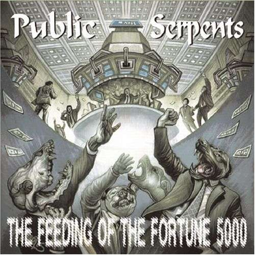 Public Serpents Feeding Of The Fortune 5000