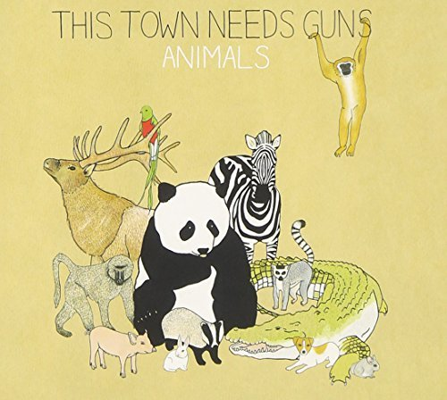 This Town Needs Guns Animals Digipak