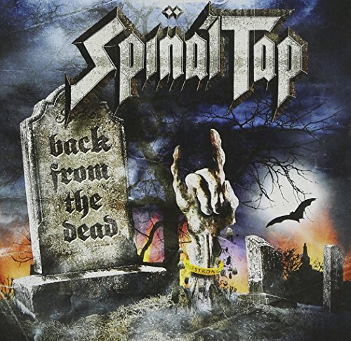 Spinal Tap Back From The Dead Incl. DVD