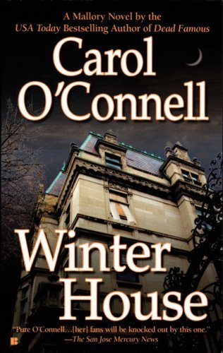 Carol O'connell Winter House