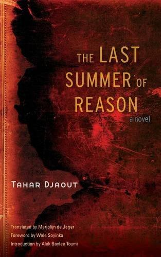 Tahar Djaout The Last Summer Of Reason