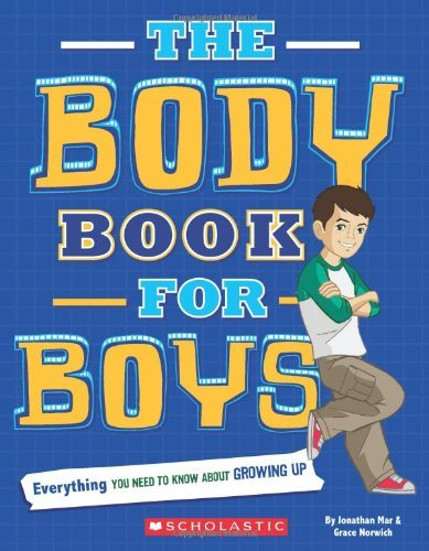 Rebecca Paley The Body Book For Boys