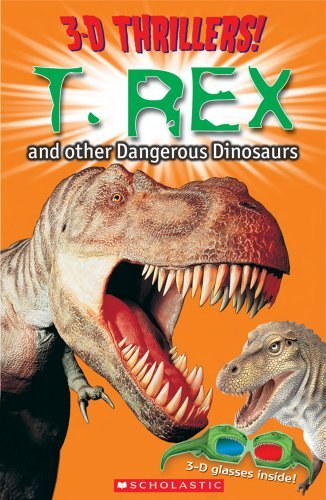 Heather Amery T. Rex And Other Dangerous Dinosaurs [with 3 D Gla
