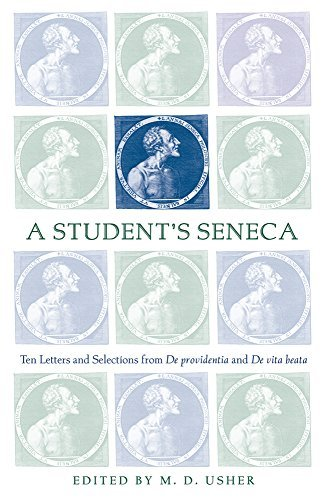 M. D. Usher A Student's Seneca Ten Letters And Selections From De Providentia An Studt & Exp