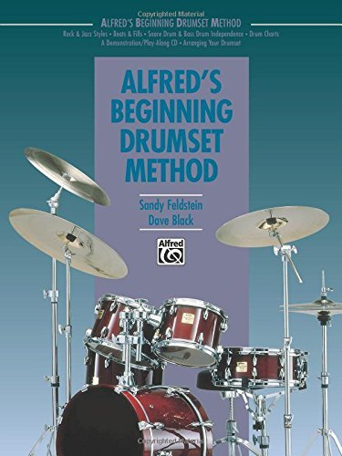 Dave Black Alfred's Beginning Drumset Method