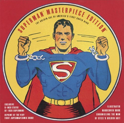 Les Daniels Superman? The Golden Age Of America's First Super