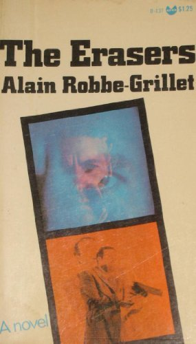 Alain Robbe Grillet The Erasers