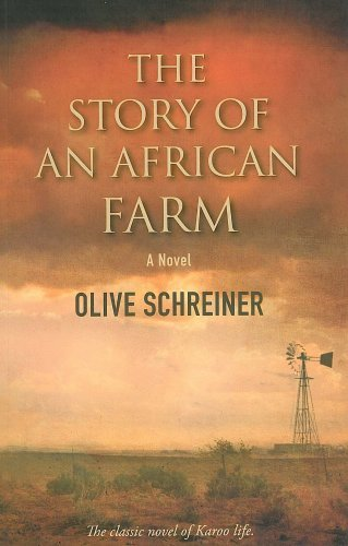 Olive Schreiner Story Of An African Farm The 0002 Edition;