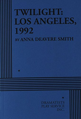 Anna Smith Twilight Los Angeles 1992 Acting Edition