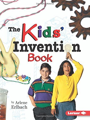 Arlene Erlbach Kids' Invention Book The
