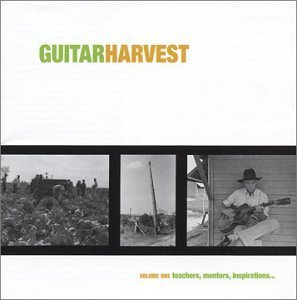 Guitar Harvest Vol. 1 Guitar Harvest 2 CD Set Guitar Harvest