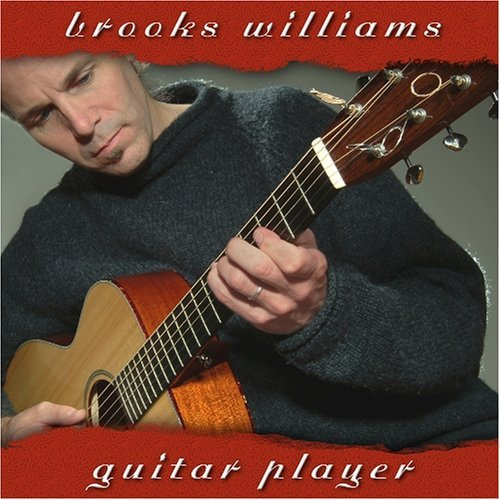 Williams Brooks Guitar Player