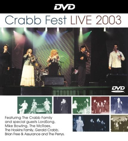 Crabb Family Crabb Fest Live 2003 Jewel Case