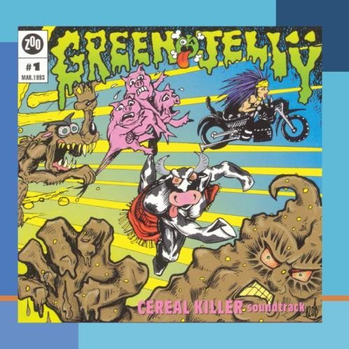 Green Jelly Cereal Killer Soundtrack