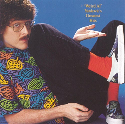 Yankovic Weird Al Vol. 1 Greatest Hits