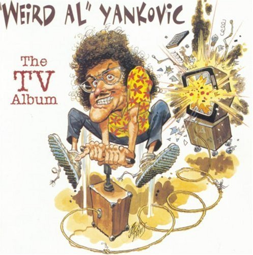 Yankovic Weird Al Tv Album