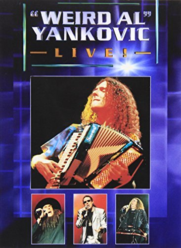 Live On Vh 1 Yankovic Weird Al