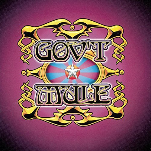 Gov't Mule Live With A Little Help 2 CD Set