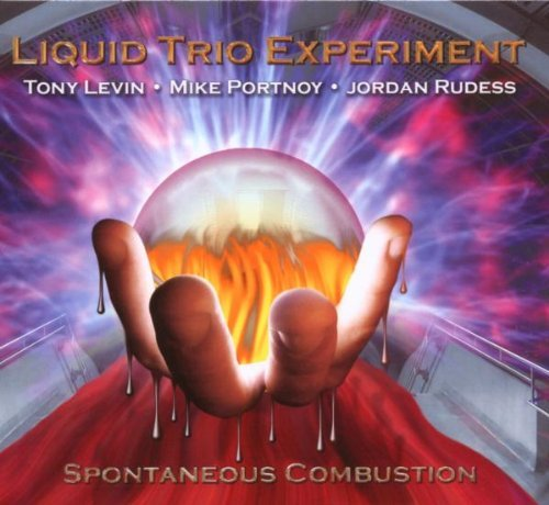 Liquid Trio Experiment Spontaneous Combustion