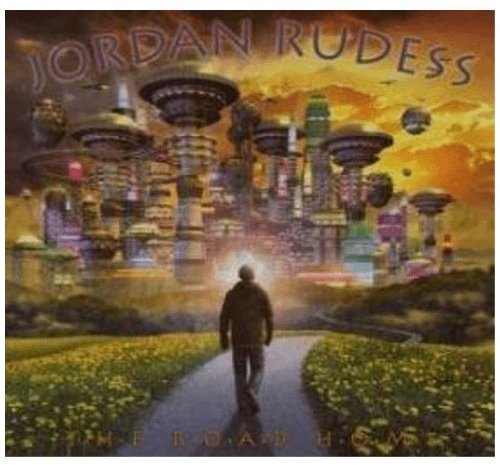 Jordan Rudess Road Home