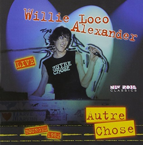 Willie Loco & The Co Alexander Autre Chose Live