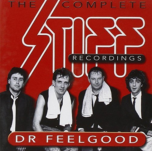 Dr. Feelgood Complete Stiff Recordings 2 CD Set