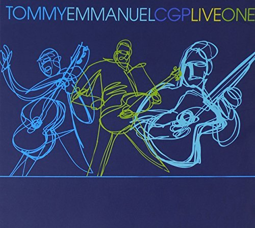 Tommy Emmanuel Liveone 2 CD Set