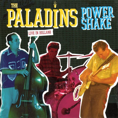 Paladins Power Shake Live 2 CD
