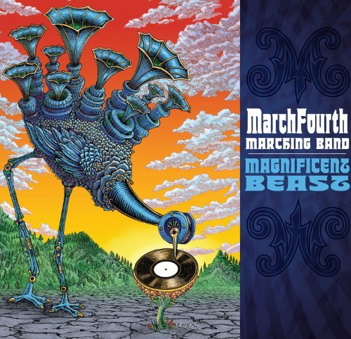Marchfourth Marching Band Magnificent Beast