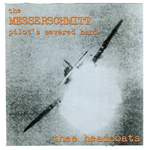 Thee Headcoats Messerschmitt Pilot's Severed