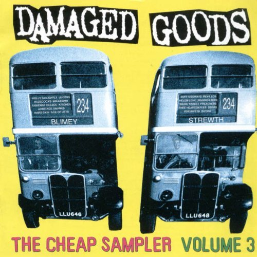 Damaged Goods Cheap Sampler Vol. 3 Damaged Goods Cheap Sam