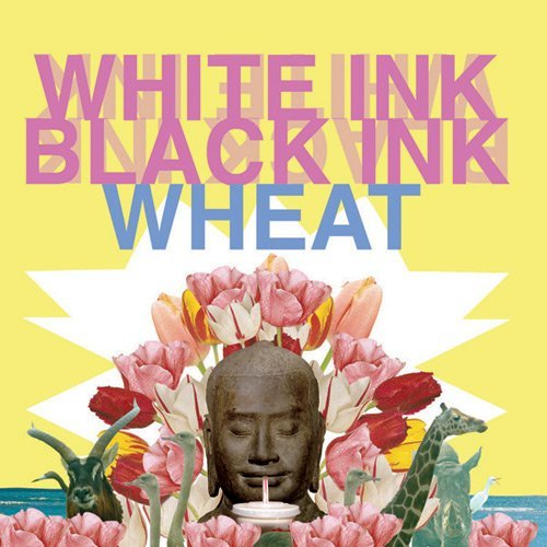 Wheat White Ink Black Ink