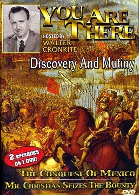 Discovery & Mutiny You Are There Clr Nr