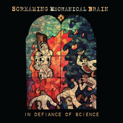 Screaming Mechanical Brain In Defiance Of Science