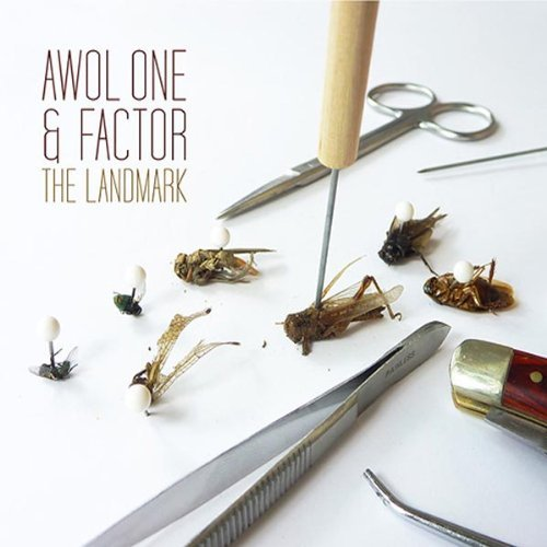 Awol One & Factor Landmark Digipak