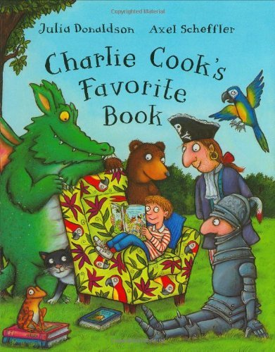 Julia Donaldson Charlie Cook's Favorite Book