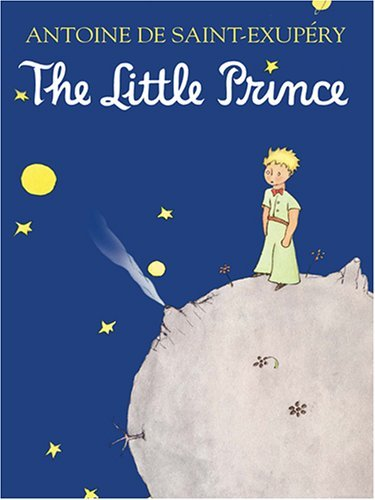 Antoine De Saint Exupery The Little Prince Large Print Large Print
