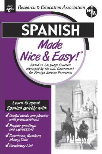The Editors Of Rea Spanish Made Nice & Easy