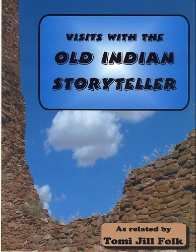 Tomi Jill Folk Visits With The Old Indian Storyteller