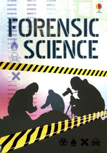 Alex Frith Forensic Science