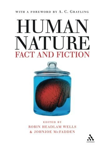 Robin Headlam Wells Human Nature Fact And Fiction