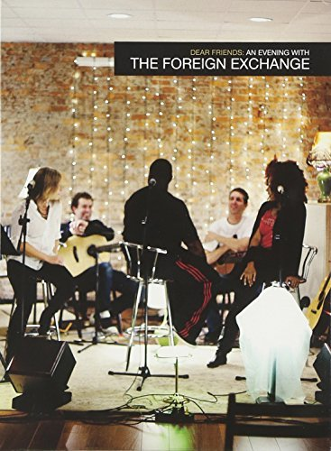 Foreign Exchange Dear Friends An Evening With Incl. CD