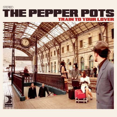 Pepper Pots Train To Your Lover