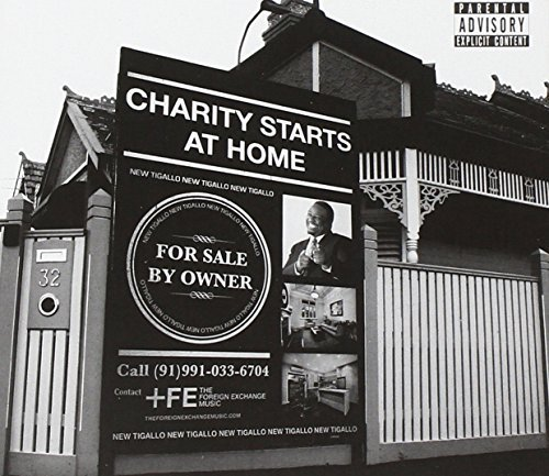 Phonte Charity Starts At Home Explicit Version