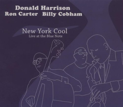 Harrison Carter Cobham New York Cool Live At The Blue